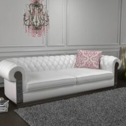 Luxuriöses Ledersofa WINDSOR SMDivani