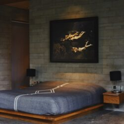 Painting Above Bed